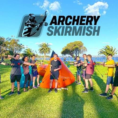Archery Skirmish Perth Bucks Party Foreshore