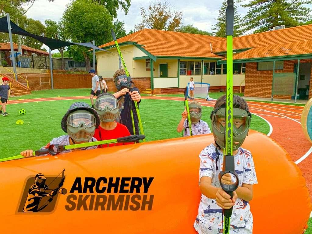 Archery Skirmish Vacation Care