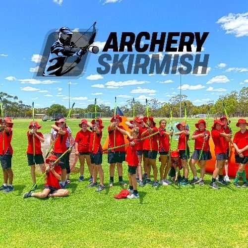 Archery Skirmish Perth School Incursion